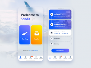 design for mobile app