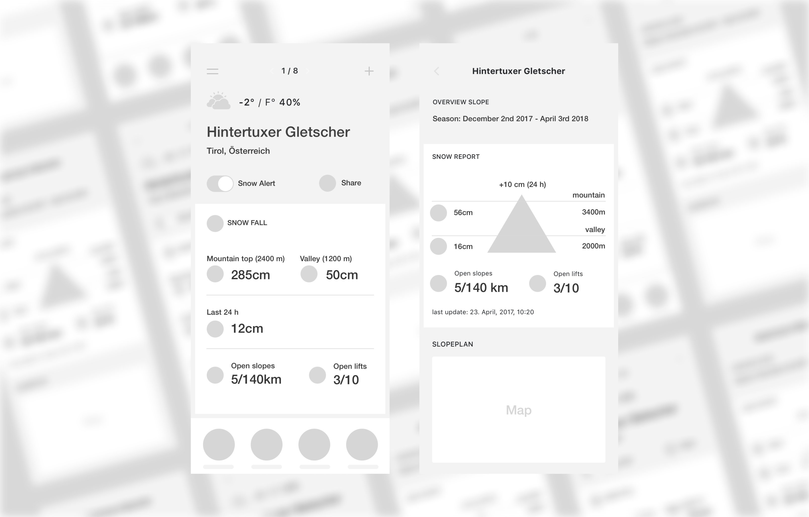 image: UX design for mobile app