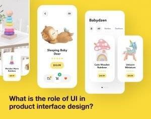 Image: UI And Visual Design