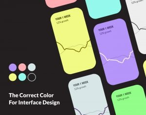 image: the best colors for UI design